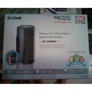 Brand new AC1750 Wireless DualBand Gigabit Cloud Router USB 3.0
