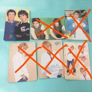 Boys Yes card