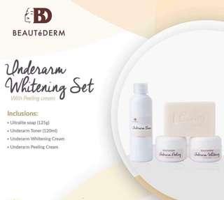 Underarm Whitening Set