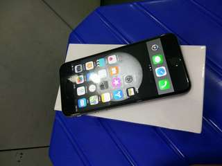 Iphone 6 64gb Grey mulus fullset ex international nokendala