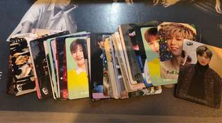 Wanna one special yes cards