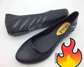 JUN 18 JELLY BLACK SHOES (DPV)