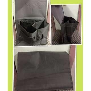 Multi purpose organizer bag
