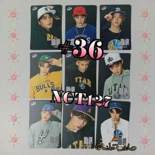 """36期""""NCT127"""" Yes!卡"""