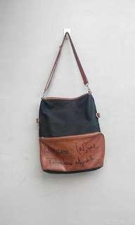 Number (N)ine messenger bag