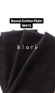 Bawal Cotton Plain
