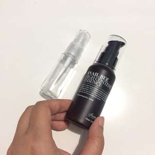 TAKAL | DECANT Benton Snail Bee High Content Essence - 20ml gel pump - Php 255