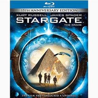 Star Gate (Blu Ray 15 Anniversary Edition)