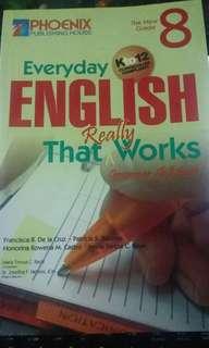 grade 8 used book