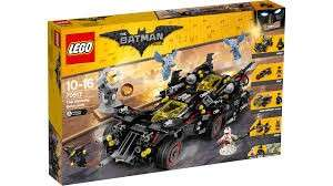 Lego ultimate batmobile