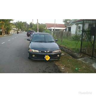 Wira 1.5 manual ejction 96