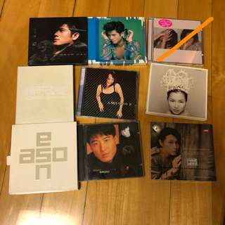 CD 中文 英文 自由出價