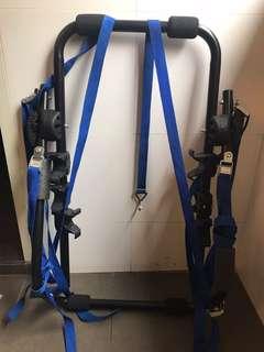 3 Bike Car Rack/Carrier