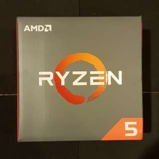 AMD Ryzen™ 5 1600X
