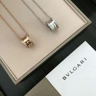 原單bvlgari necklace