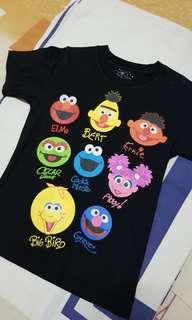 Sesame Street Tshirt