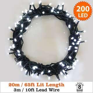 193 Fairy Lights 200 LED
