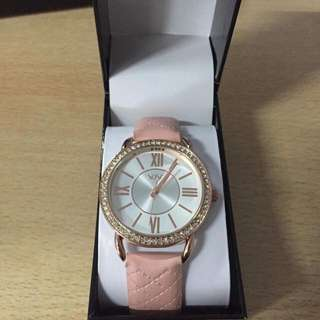 Brand new US pink watch - XOXO