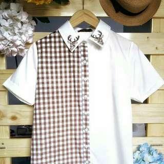 Cute 2 colors shirt
