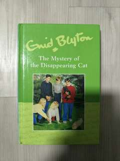 Enid blyton - the mystery of the disappearing cat (hardcover)