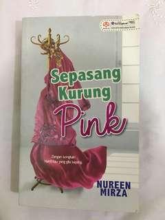 Sepasang Kurung Pink