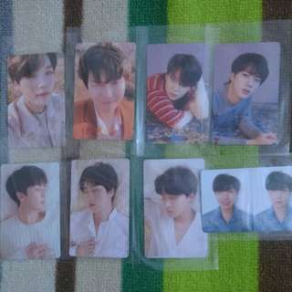 BTS TEAR PHOTOCARD