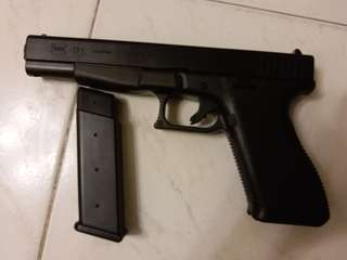 Bb彈槍g17 f手拉槍