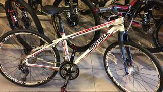 Missile mtb with Shimano