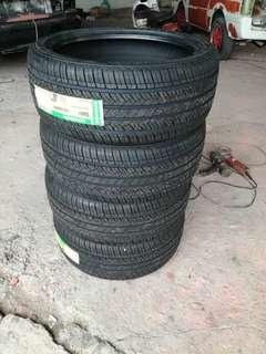 New tyre 224/40/18