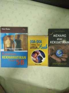 3 buku bacaan