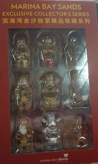 MBS GOD OF FORTUNE FIGURINES