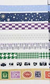 Masté washi tape in metres
