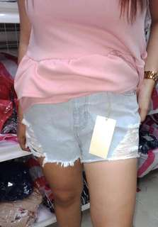 JUN 18 DENIM SHORTS (DPV)