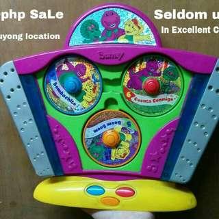 Barney CD Player❤ Seldom used