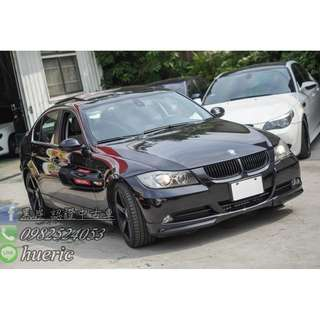 2007  BMW - 323I    只要你有工作  帶雙證件即可辦理貸款
