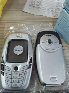 Vintage phone nokia 6600