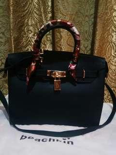 Beachkin Bag Black Matte