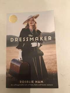 THE DRESSMAKER BY ROSALIE HAMM