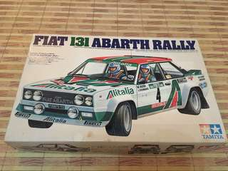 Fiat model kit