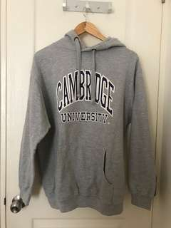 Cambridge University Hoodie