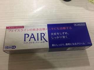 Pair W Acne Cream