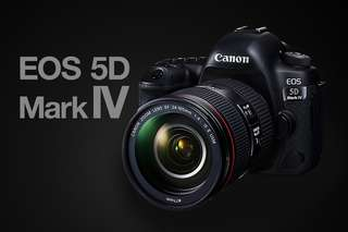 Canon EOS 5 D Mark IV body