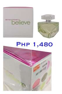 Authentic Believe Perfume