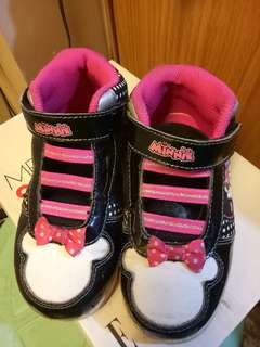 Disney Minnie Mouse rubber shoes