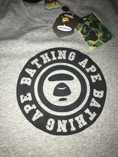 Bathing Bape T-shirt size. M ( Rejected )
