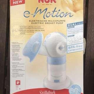 NUK electric breast pump e-motion