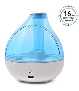 (118) Ultrasonic Cool Mist Humidifier 1500 ml, with Up to 16 Hours Continuous Use