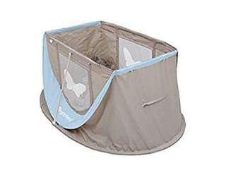 Magic Bed Travel Cot France brand/ 法國牌 攜帶式折疊娃娃床