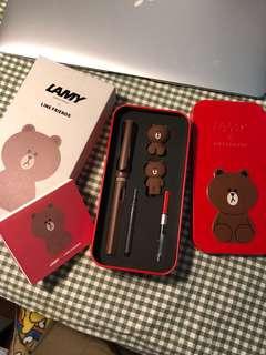 Lamy x Line friends
