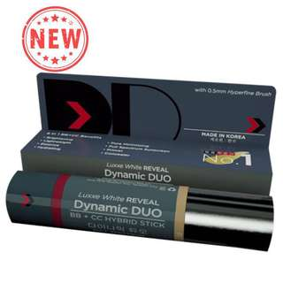 Luxxe white reveal DYNAMIC DUO STICK (Sale)